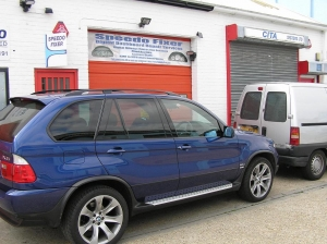 bmw x5 pixel repairs london north