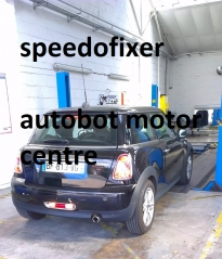 mini bmw kph to mph by speedofixer