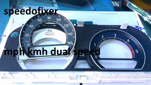 bmw e65 7 series import speedo cluster conversion parts