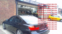 bmw 3 series f2014 kmh kph to mph